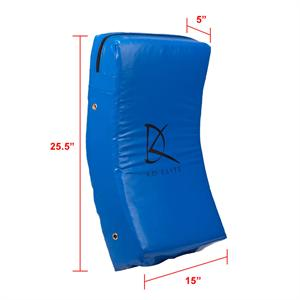 Pro Quality X-Large Curved Body Shield